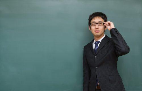 松潤 教師役 メガネ