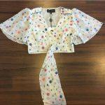 藤田ニコルがヒルナンデスで着てた水玉の洋服のブランドは?