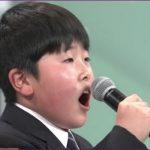 NHKのど自慢で独楽を歌った中学生すずきゆうせい君の動画は?