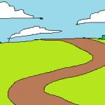 地平線に一本道を書く心理テストのネタバレは?答えの意味についても!