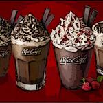 マクドナルドの限定チョコフラッペのカロリーは?都内店舗やアレルギー成分も!